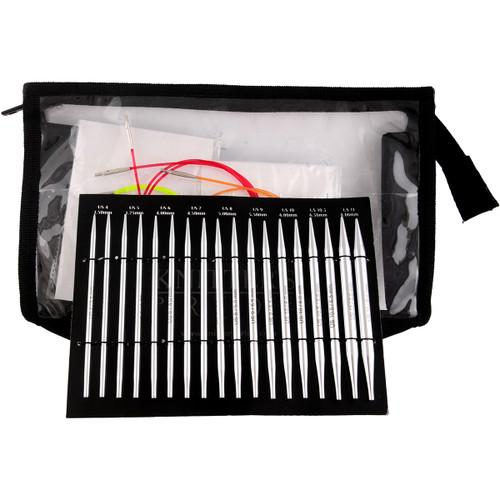 Knitter's Pride-Nova Platina Deluxe Interchangeable Set-KP120601