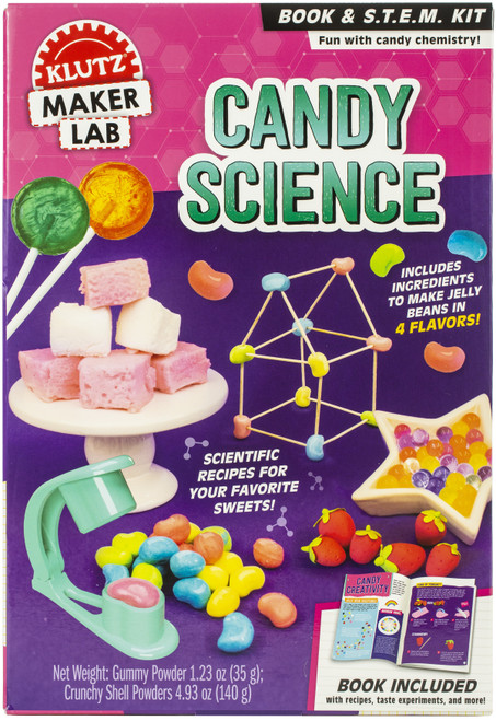 Candy Science-K835529 - 7307673552969781338355291