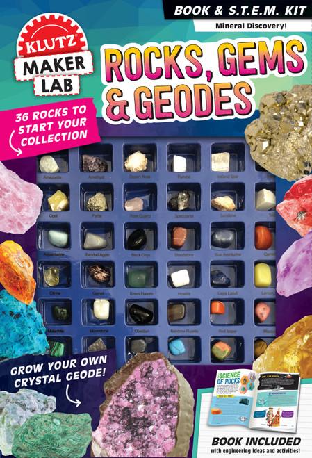 Rocks, Gems And Geodes-K857572 - 7307675757249781338575729