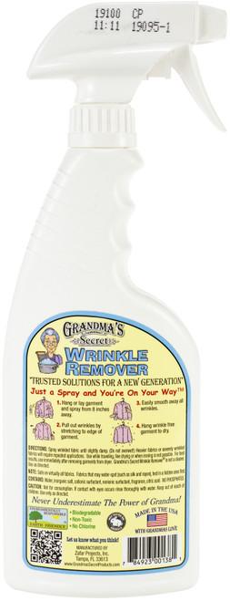 Grandma's Secret Wrinkle Remover -16 Ounces -GS3002