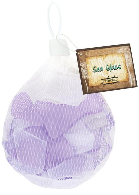 Sea Glass 12.5oz-Purple & White -SGC-PURPL - 750810252402