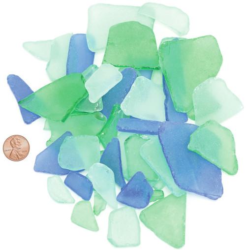 Sea Glass 12.5oz-Classic Mix -SGC-CLASS