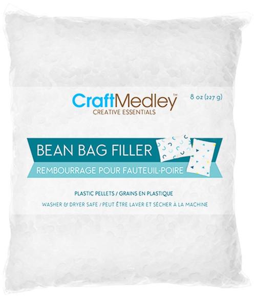 Plastic Pellets/Bean Bag Fill 8oz-GC200 - 775749248173