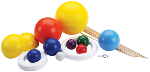 SmoothFoam Solar System Kit-Painted -K-101P