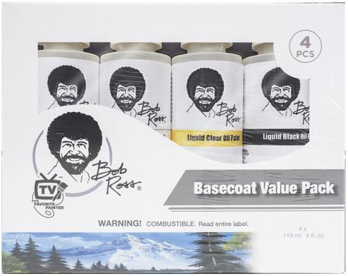Bob Ross Liquid Value Pack 118ml 4/Pkg-4/Pcs -52006240 - 7208670714000720867071400