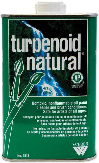 Natural Turpenoid-16oz -1813 - 018918018130
