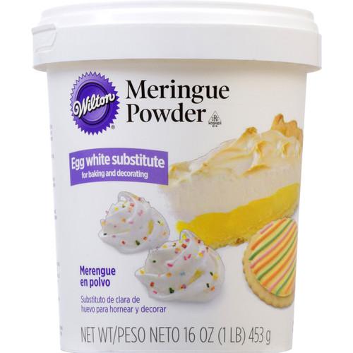 Meringue Powder-16oz -W7026004 - 070896700049