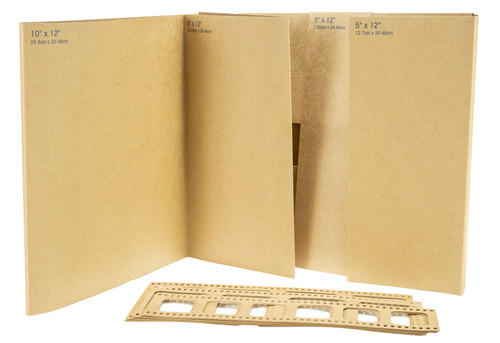 "Heartfelt Creations Insta-Album 12""X12""-Kraft -HCIA1470"