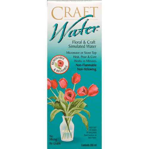 Floral & Craft Simulated Water-12oz -RS38012 - 093439380126