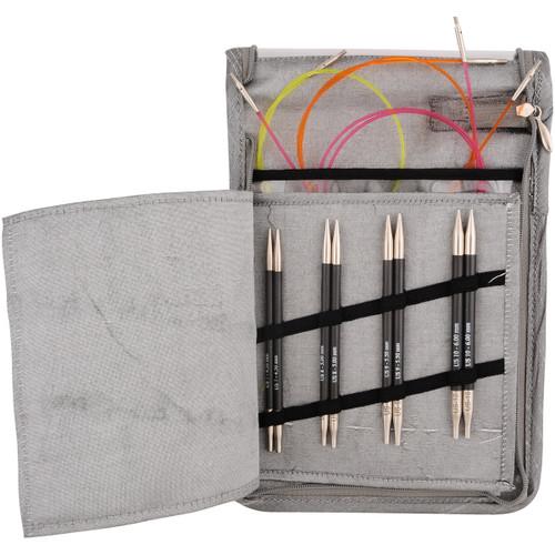 Knitter's Pride-Karbonz Deluxe Interchangeable Needles Set-KP110603