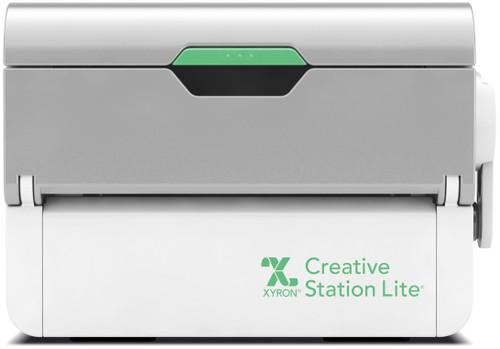 """Xyron Creative Station Lite 5"""" Machine-White/Silver -624740 - 608931028782"""