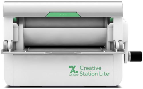 """Xyron Creative Station Lite 5"""" Machine-White/Silver -624740"""