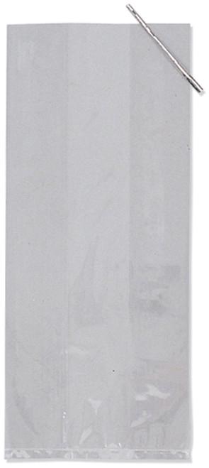 "Cello Treat Bags 5""X11.25"" 20/Pkg-Clear -07CTB-1014 - 073525092485"