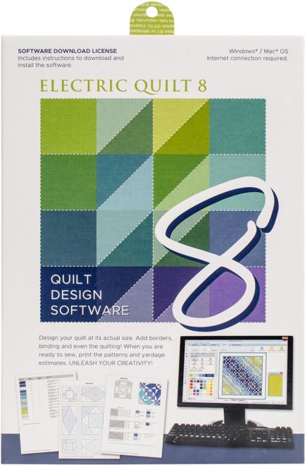 Electric Quilt 8-A-0008EQ - 6579205784259781893824898