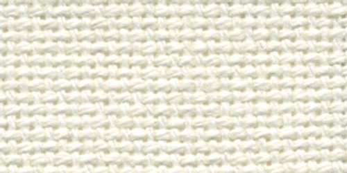 "Charles Craft Monaco Cloth 28 Count 20""X24"" Box-Antique White -MO0237-0322 - 078243026002"