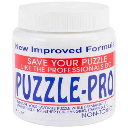 Puzzle Pro Puzzle Glue-4oz -PP10028 - 726440100284