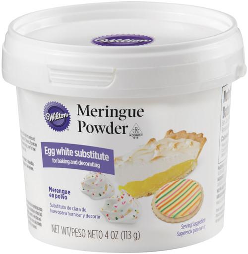 Meringue Powder-4oz -W6020 - 070896560209