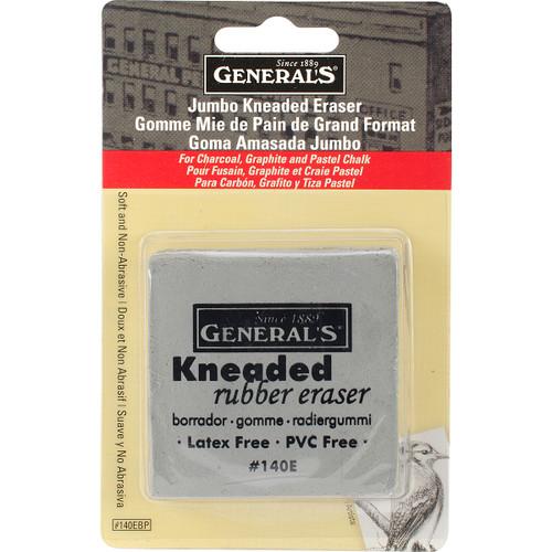 Jumbo Kneaded Rubber Eraser-140EBP - 044974140010