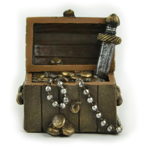 "Fairy Garden Treasure Chest-1.75"" -55005 - 684653550053"