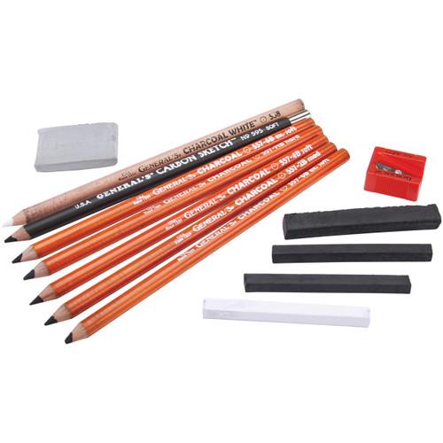 Charcoal Kit 11pcs-15GP