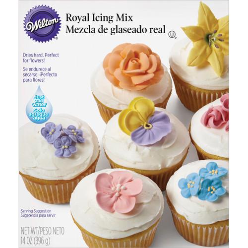 Royal Icing Mix 14oz-Creamy White -W7101219 - 070896702197