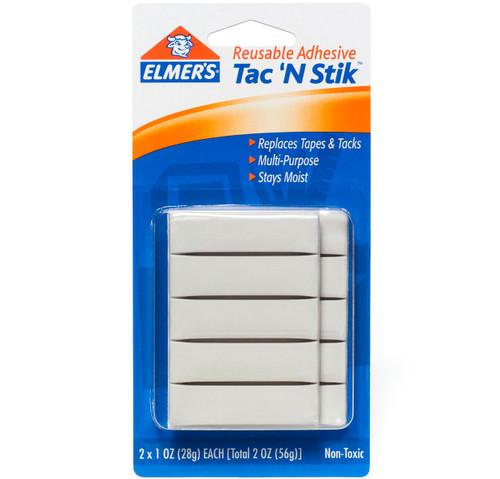 Tac 'n Stick Adhesive Putty 2oz-Reusable -98620LMR - 072161986202
