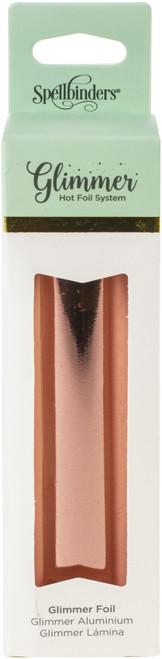 Spellbinders Glimmer Foil-Rose Gold -GLF-004 - 813233043597