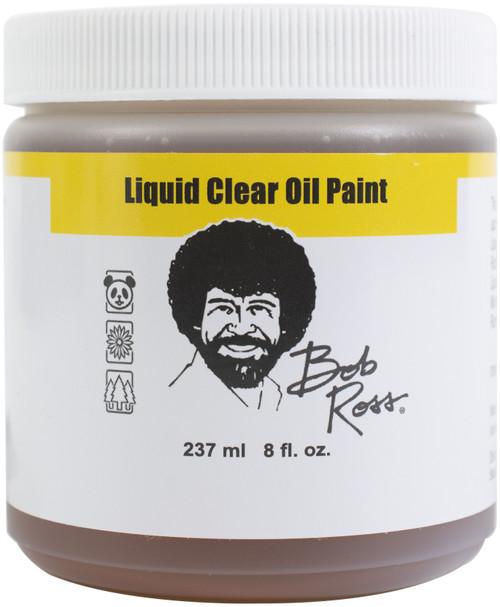 Bob Ross Liquid Clear 237ml-237ml -50006237 - 7208670713494001128150147