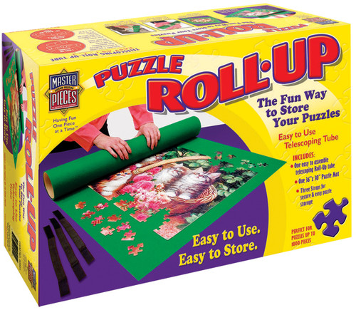 """Puzzle Roll-Up 30""""X36""""-For Up To 1000 Pieces -M50501 - 705988505010"""