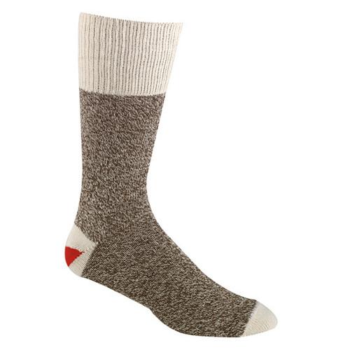 Fox River Red Heel Monkey Socks 2 Pairs-Large Brown Heather -6851-2-LARGE