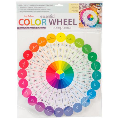 Essential Color Wheel Companion-20314 - 7348172031489781617451447