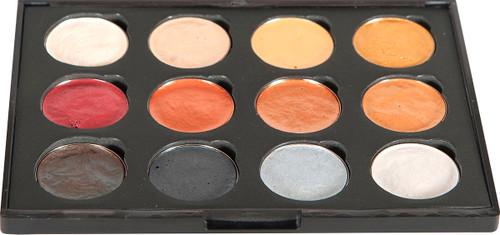 Cosmic Shimmer Iridescent Watercolor Palette Set 1-Metallics -CSIWPST1