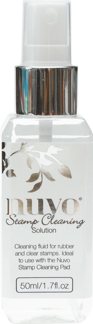 Nuvo Stamp Cleaning Solution 2oz-974N