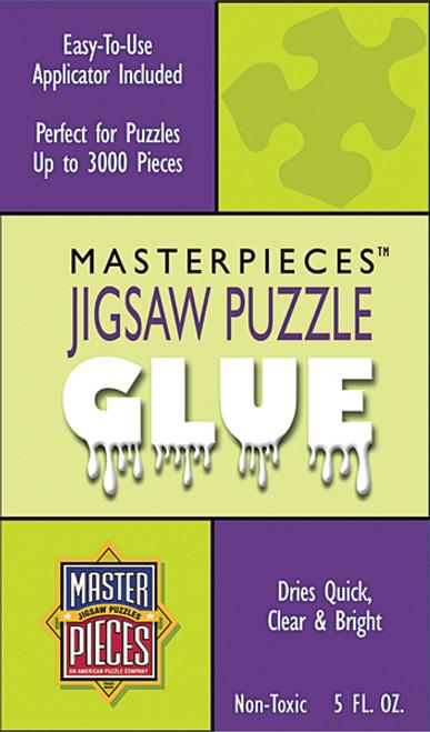 Puzzle Glue-4oz -M50202 - 705988502026