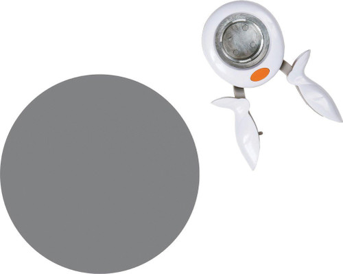 """Fiskars Squeeze Punch Large-Round 'n Round, 1.5"""" -SQL-7424"""
