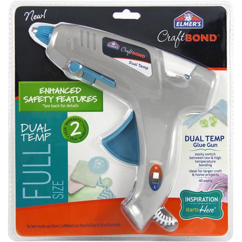 Elmer's CraftBond(R) Dual-Temp Glue Gun-E6050 - 026000060509