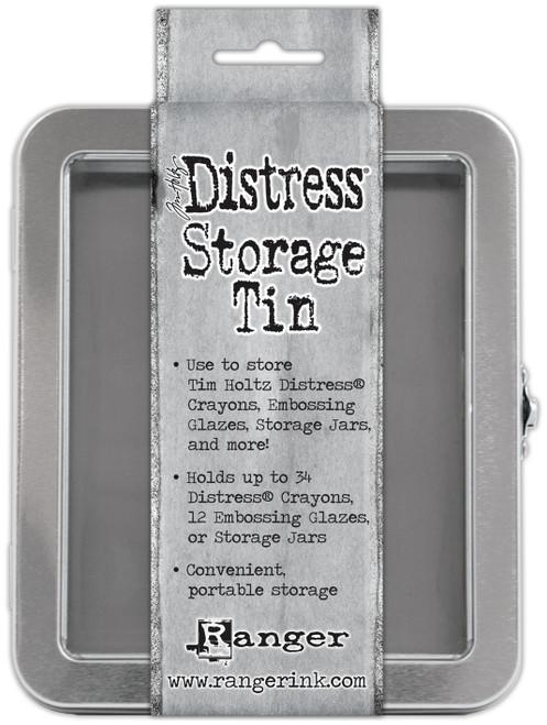 Tim Holtz Distress Crayon Tin Empty-TDA56485 - 789541056485