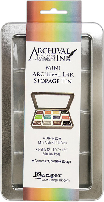 Ranger Mini Archival Storage Tin-IMA58434 - 789541058434
