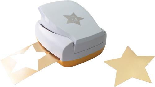 """Punch Bunch SlimLock XL Punch-Star 3.5""""X3.375"""" -SL6-STAR"""