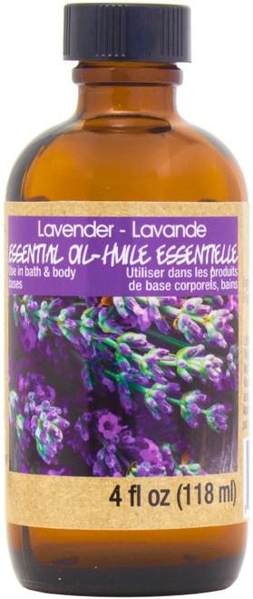 Essential Oil 4oz-Lavender -51539 - 649979515391