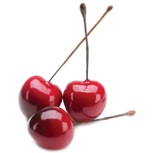 Design It Simple Decorative Fruit 25/Pkg-Mini Cherries -RS9807