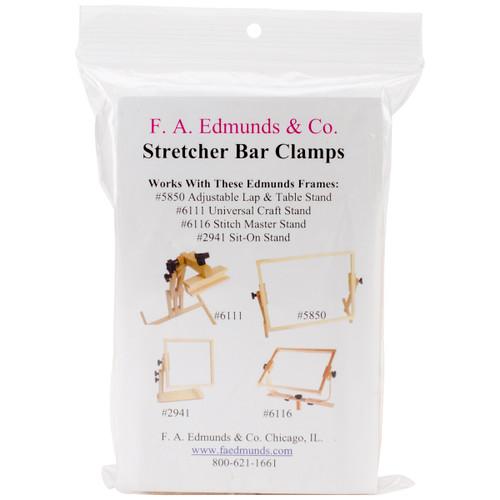Frank A. Edmunds Stretcher Bar Clamps-270 - 715627102708