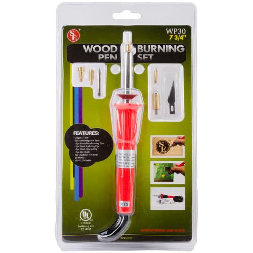 Woodburning Pen Set -WP30 - 706569957303