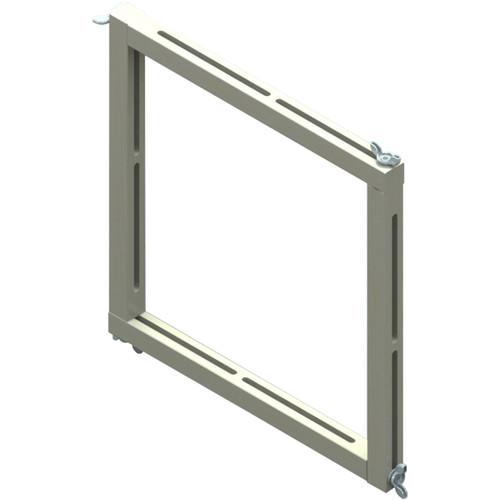 "Frank A. Edmunds Adjustable Stretcher Bars-12""X12"" 4/Pkg -4012FA"