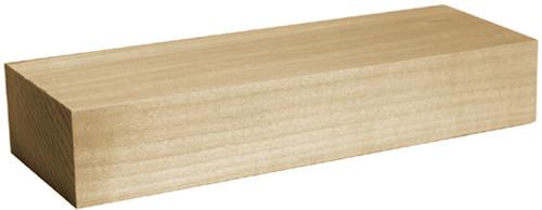 "Basswood Carving Block-1.75""X3.5""X10"" -4111"