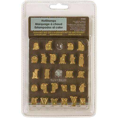 Hot Stamps Alphabet Set 26/Pkg-Lower Case -41004