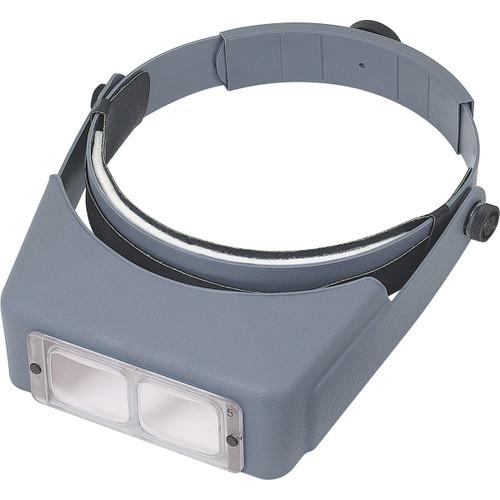 Donegan OptiVISOR AL Headband Magnification Set-LX347
