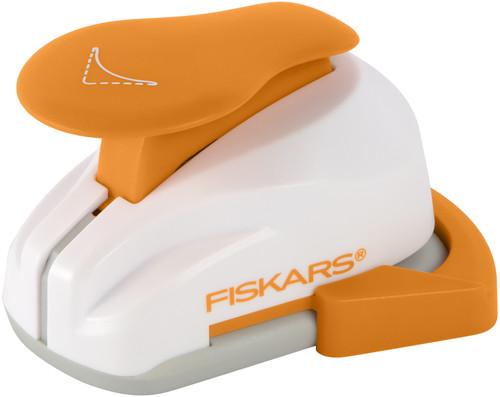 Fiskars Corner Lever Punch-Medium Round -CLP-5484