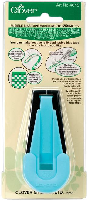 "Clover Fusible Bias Tape Maker-1"" -4015C - 051221505478"