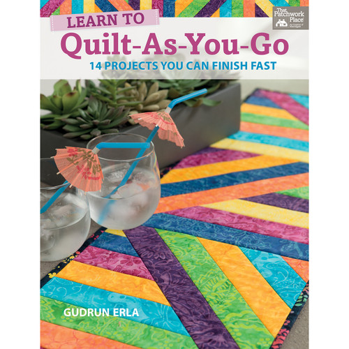 That Patchwork Place-Learn To Quilt-As-You-Go -TP-84896 - 7445271128149781604684896
